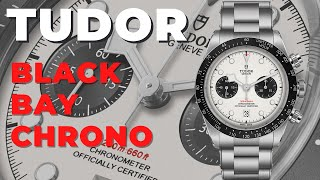 Tudor Black Bay Chrono - почти Daytona, но в 3 раза дешевле