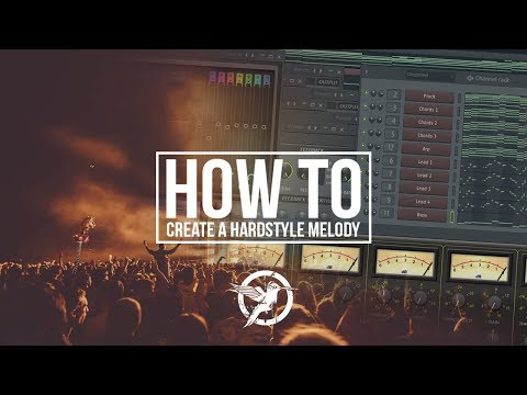 HBSP | How to make a hardstyle melody - FREE DOWNLOAD