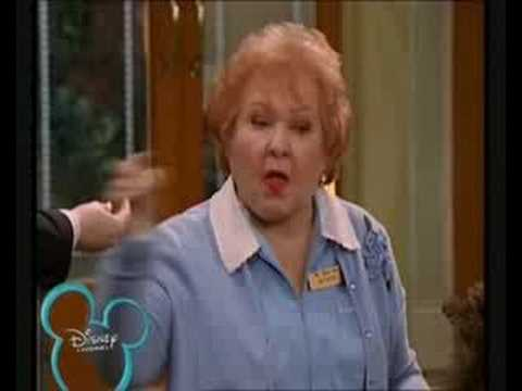 Muriel in 'Hotel Inspector'