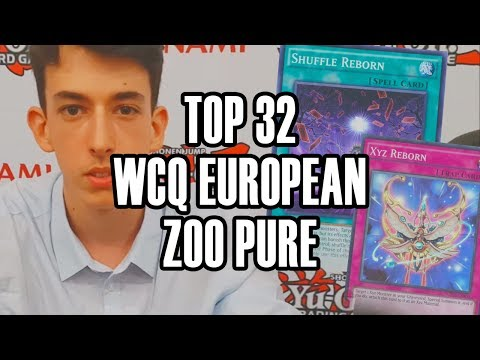 "TOP 32 WCQ European Utrecht - Zoo Reborn - ""Il Duro"" Mirko Zanelli"
