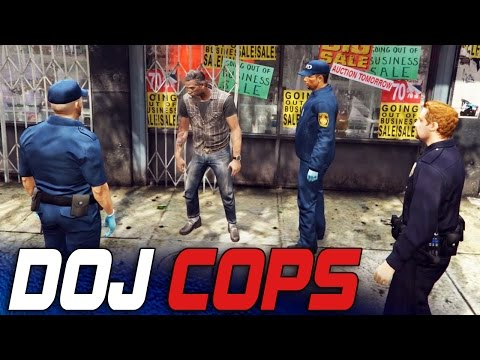Dept. of Justice Cops #13 - 15 Cold Ones! (Criminal)