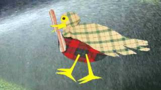 Robin in the Rain - Raffi
