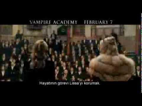 Vampir Akademisi TV Spot #2: Son Direniş (Türkçe Altyazılı)
