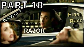 NFS Most Wanted Blacklist 1 RAZOR Boss Race Gameplay