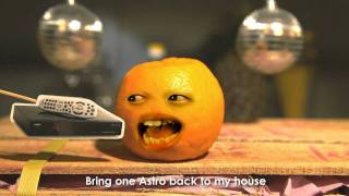 Annoying Mandarin Orange wishes everyone Gong Xi Fa Chai!