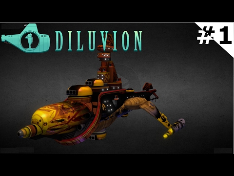 A New Beginning Under The Ocean Of Diluvion #1