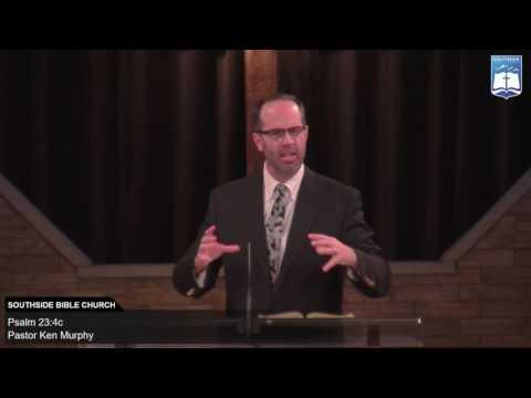 Ken Murphy -  Able Protector, Abundant Provider (Psalm 23:5)