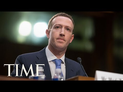 Facebook CEO Mark Zuckerberg Discusses Data Privacy With European Parliament President | TIME