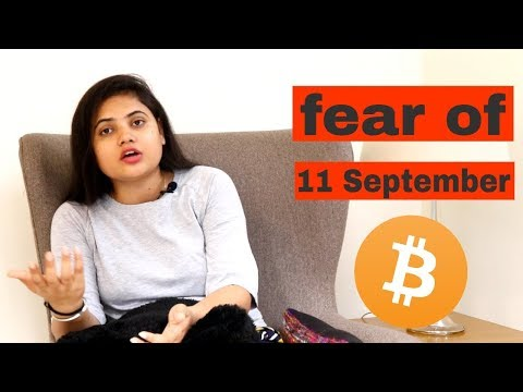 Future Of Bitcoin In INDIA   Fear Of 11th September