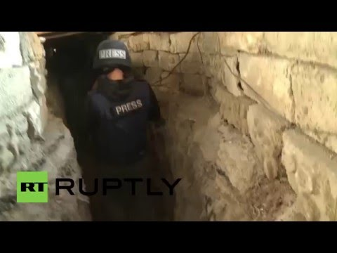 Syria: Fighting continues in underground tunnels in Jobar district of Damascus