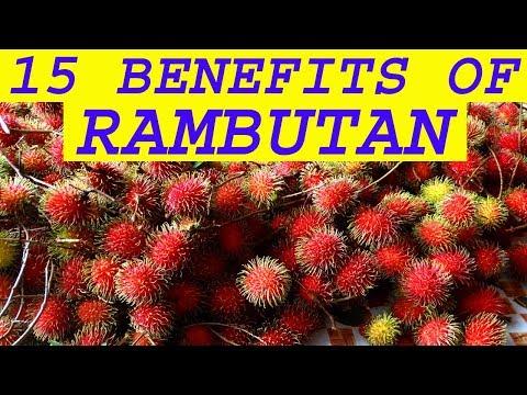 Top 15 Health Benefits of Rambutan