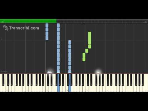 Hardwell feat. Jason Derulo – Follow Me (How To Play On Piano Tutorial)