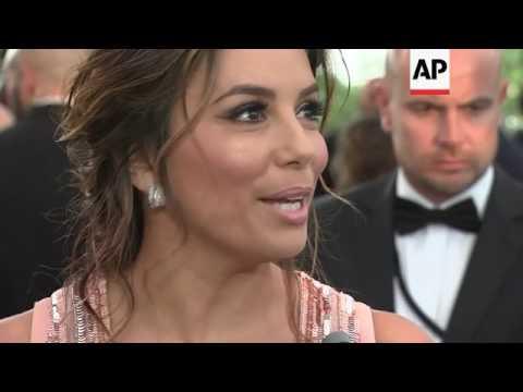 Chastain, Smith, Beckham, Minaj, Thurman, more hit star-studded amfAR gala in Cannes