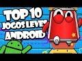 Os 10 Melhores Jogos LEVES Para ANDROID - #84 2015