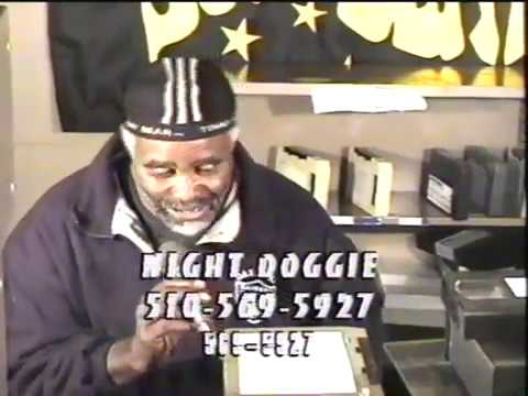 SOUL BEAT ~ NIGHT DOGGIE ~ Dupree Furniture Gingerbread House ~ 07