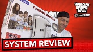 32-Bit Yeno TV Game Console system review - Gamester81