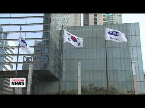 Samsung Electronics, Hyundai Motors combined revenue account for 1/5 of S. Koreas GDP