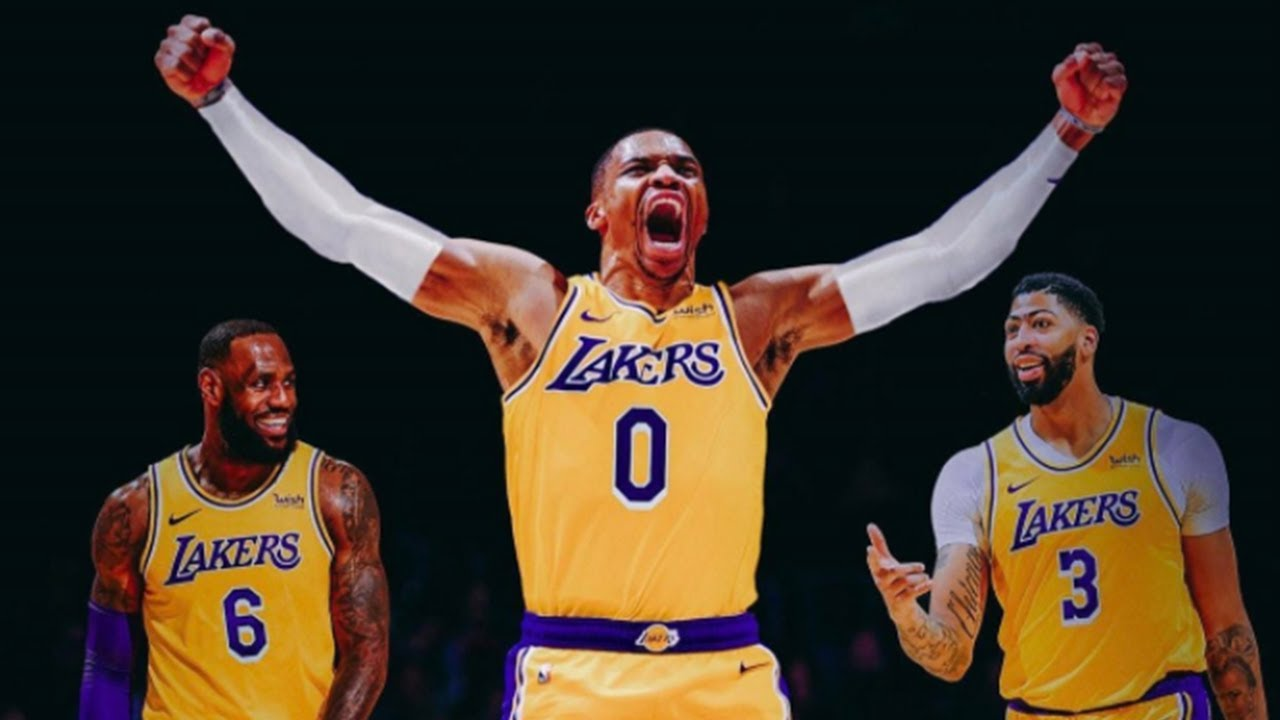 Russell Westbrook has been traded to the Lakers 😮 #shorts