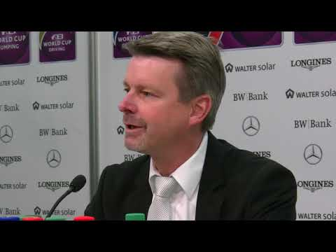 STUTTGART GERMAN MASTERS 2017 - Abschluss Pressekonferenz