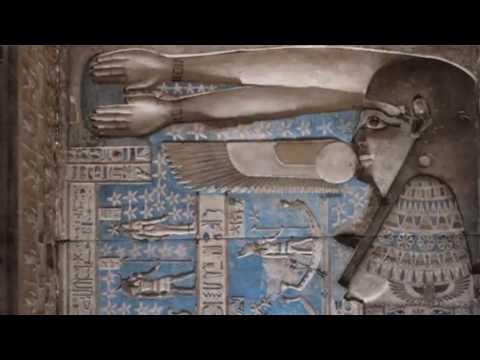 Nassim Haramein: Egypt - Hathor Temple Ceiling Interpretation