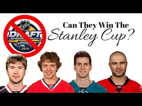 Can The Best Undrafted Players Win The Stanley Cup? -  NHL 18