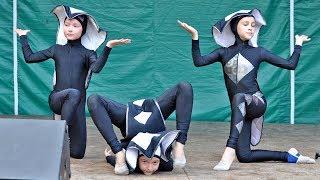 Crystal Show Dance 8 - Bárdudvarnok Falunap 2017