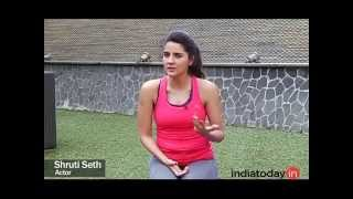 New mom Shruti Seth shares her post-pregnancy weight loss