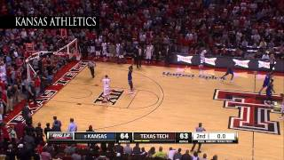 Andrew Wiggins hits game-winning shot vs Texas Tech