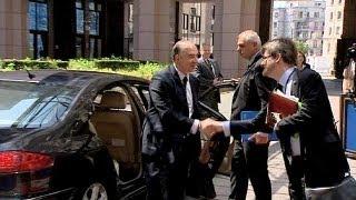 Eurogrup maliye bakanları Yunanistan