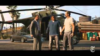 Grand Theft Auto 5 Review 2013