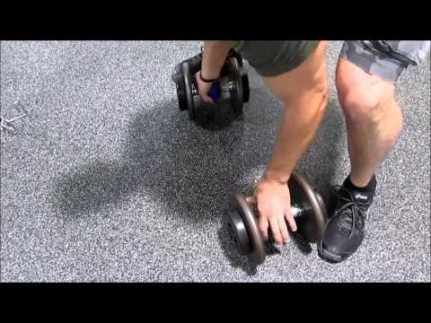 Sgt Jim Vaglica's Biceps Workout using Globe Gripz multi-grip ergonomic training aid.