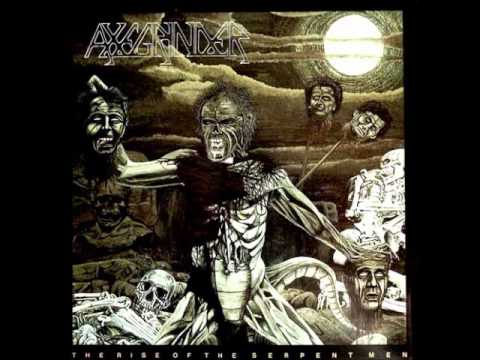 Axegrinder The Rise of the Serpent Men [Full Album]