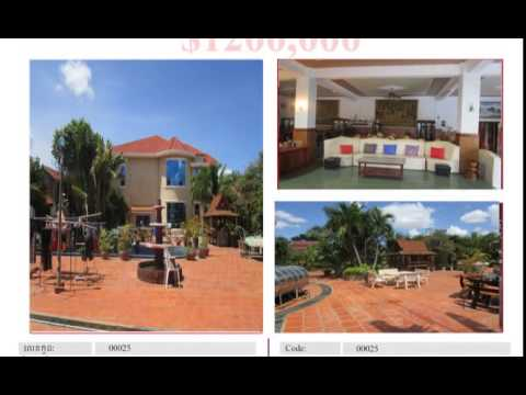 Khmer Real Estate News | Villa For In Cambodia Today 2015#5