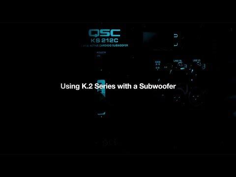 QSC K12 2 2000W 12