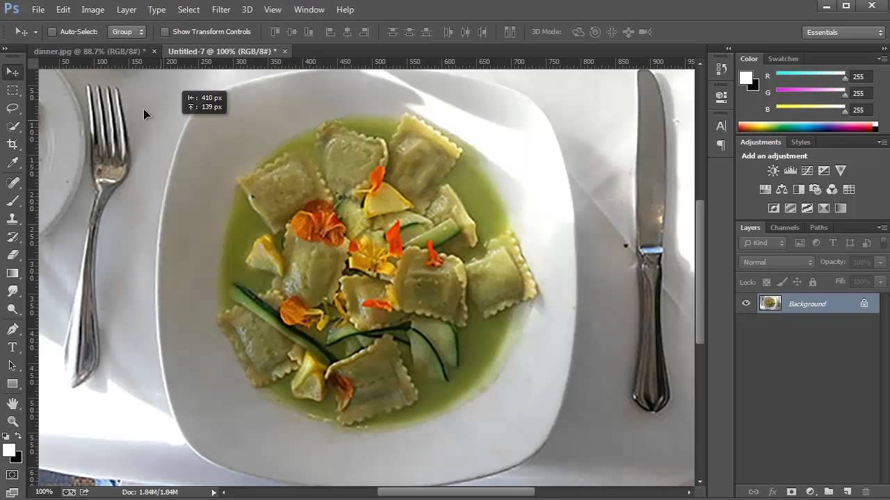 Intelligent Upsampling – Photoshop CC Tutorial
