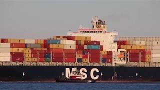 Shipspotting Around Baltimore Maryland March 26 2019