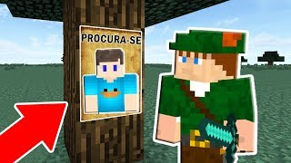 PROCURA-SE BETO !! - MINECRAFT
