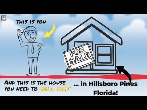 Sell My House Fast Hillsboro Pines: We Buy Houses in Hillsboro Pines and South Florida