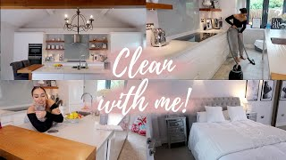 SUMMER CLEAN WITH ME! // EXTREME CLEANING MOTIVATION - ALL DAY CLEAN WITH ME 2019