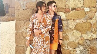 Priyanka Chopra and Nick Jonas Slow Dancing In Tuscany Will Give You Major Relationship Goals