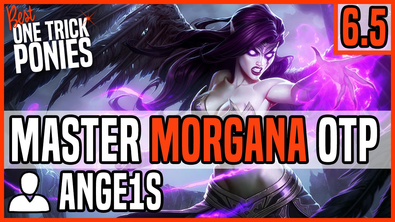how to counter morgana support
