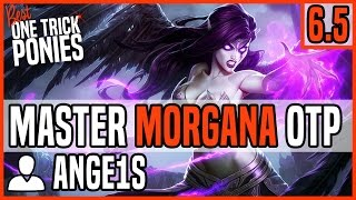 Patch 6.5 Morgana Support OTP - Matchup: Alistar - Ranked Master KR