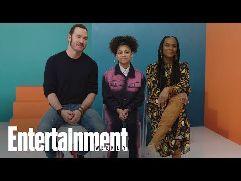 ''Mixed-ish'' Cast Talks About What They''ve Learned From The Show | Entertainment Weekly