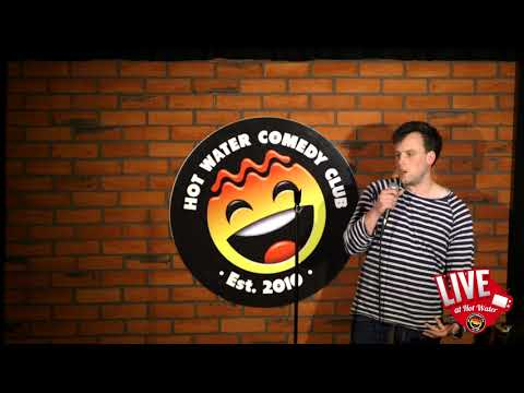 Spencer Montagu | LIVE at Hot Water Comedy Club