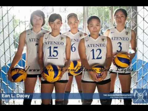 ateneo lady eagles fab five ( a thousand years )