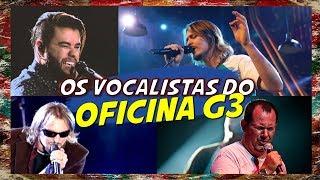 Os Vocalistas do Oficina G3