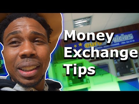 Exchanging Currency Tips Colombia