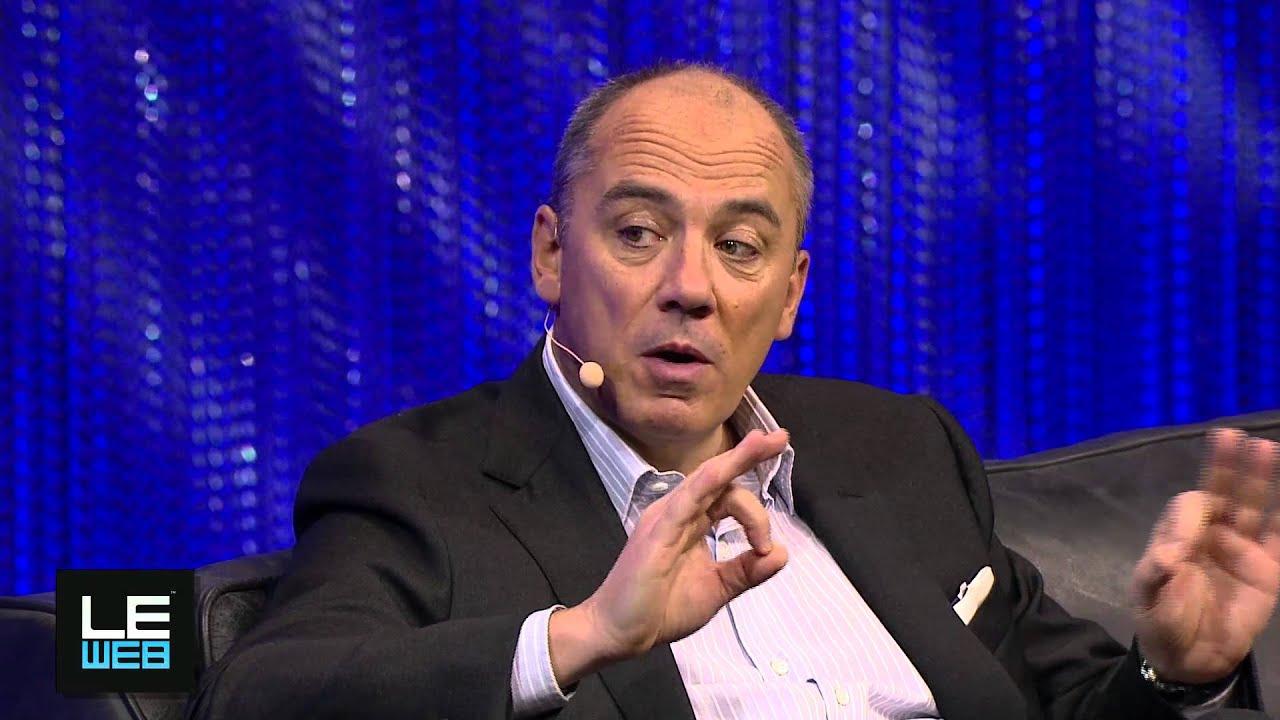Chris Daniels, VP of Business Development, Facebook - LeWeb'13 Paris - Plenary1 Day2