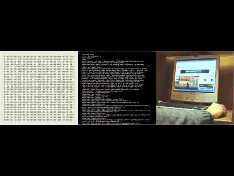 Video Muestra La Belleza De Las Matematicas Es Como The Matrix