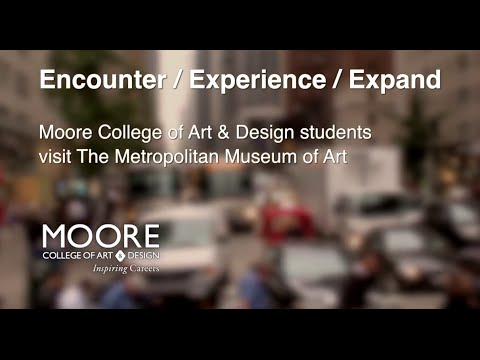 Foundation Students' Annual Trip to the Met // Moore